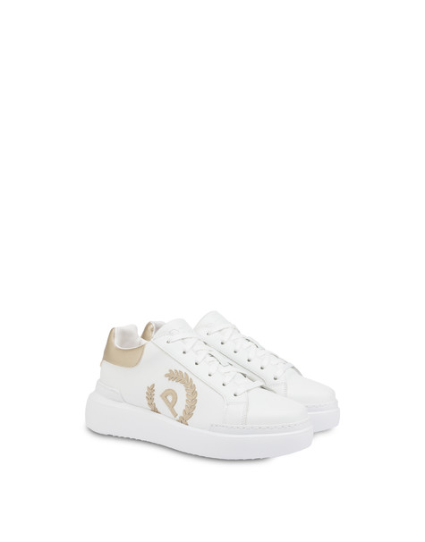 Sneakers Bianco/platino