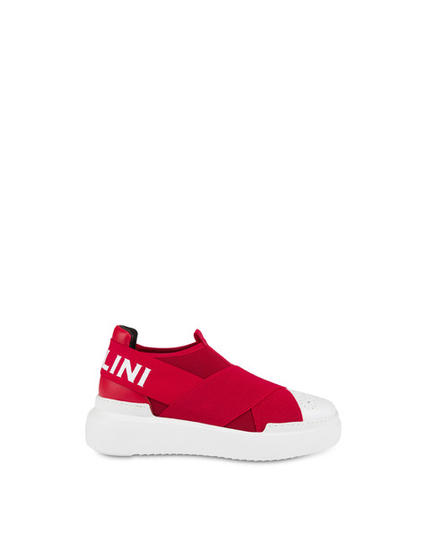 Sneakers Red/white/red