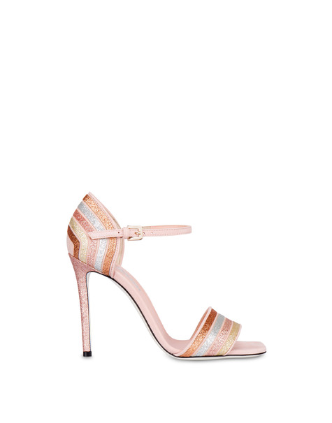 Sandali Nude-silver-gold-sunset/phard
