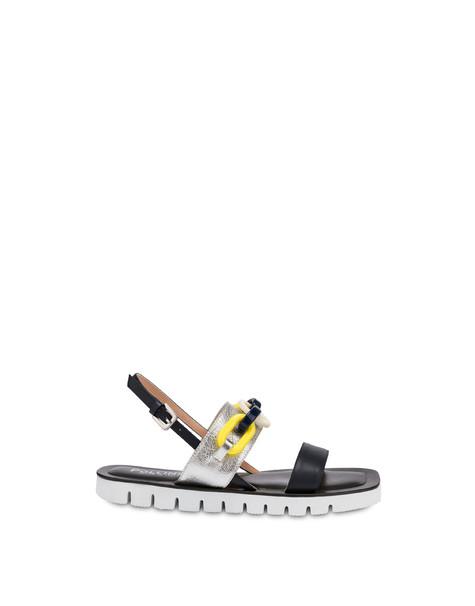 Sandals Ocean/silver