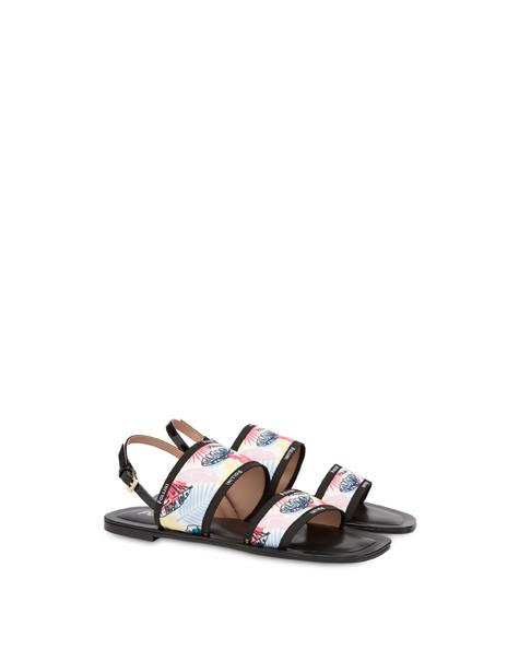 Sandali Bianco/nero