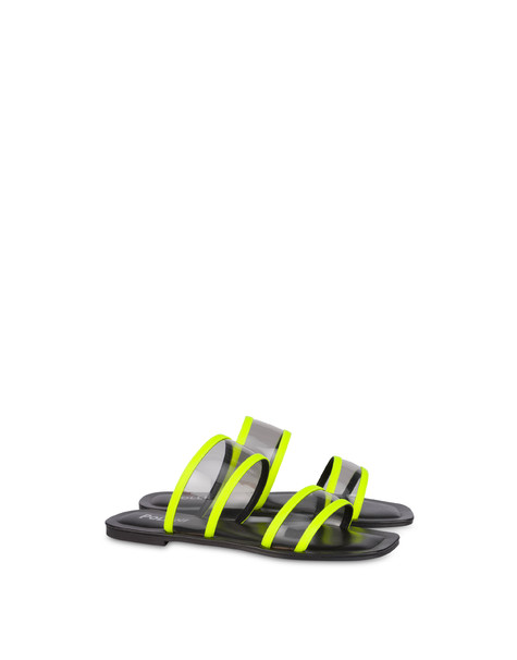 Sandals Stone/yellow
