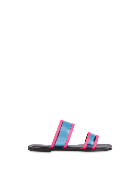 Sandals Sky/fuchsia
