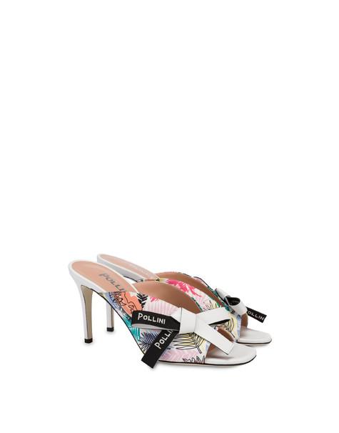 Sandali Bianco/bianco