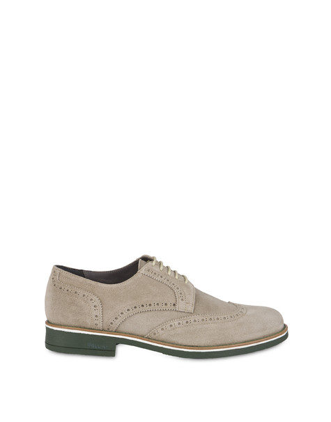 Derby shoes Sand