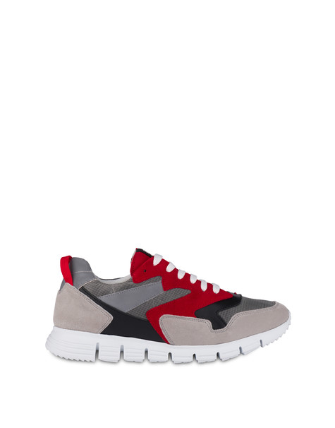 Sneakers Pearl/pearl/red/black/silver