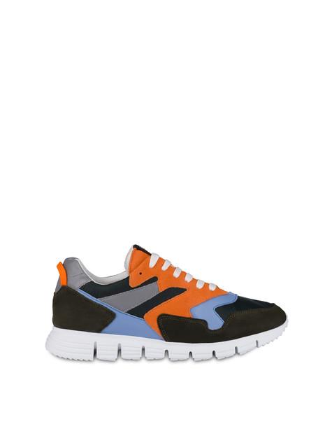 Sneakers Musk/musk/arancio/sky/silver