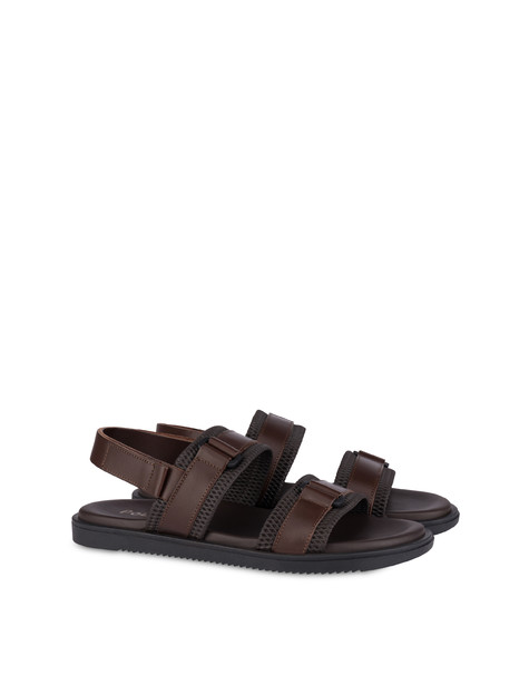 Sandals Dark brown