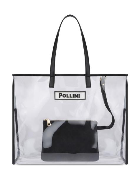 Shopping Trasparente/nero