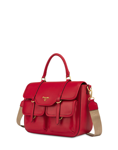 Shoulder bag Red