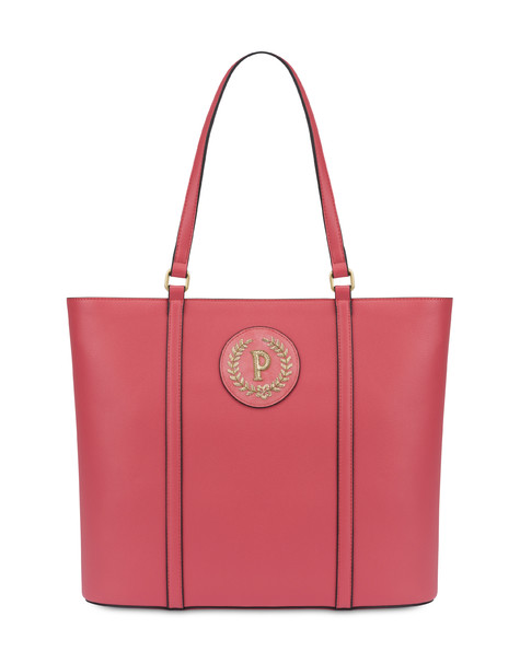 Shopping bag Coral/coral