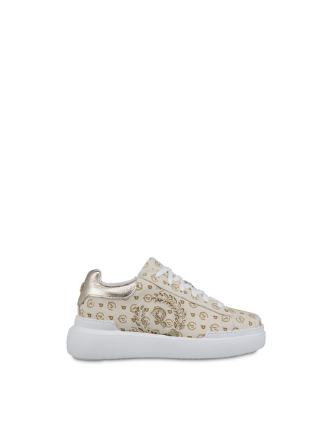 Sneakers Ivory/platinum