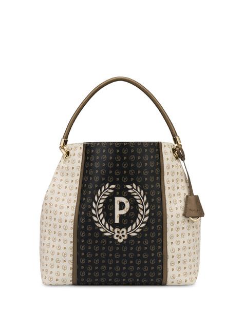 Special Heritage shoulder bag IVORY/BLACK/BRONZE