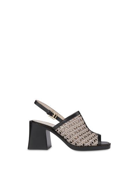 Sandals Nude/black