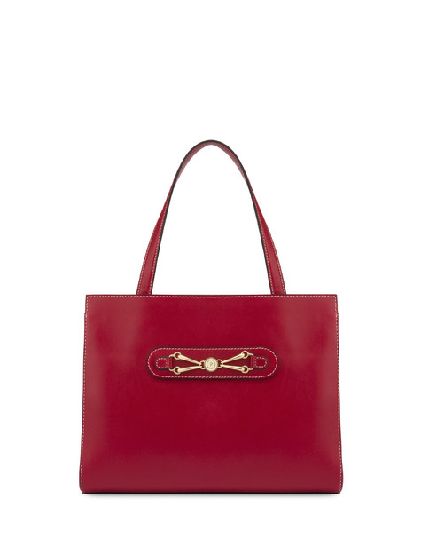 Shopping bag Red