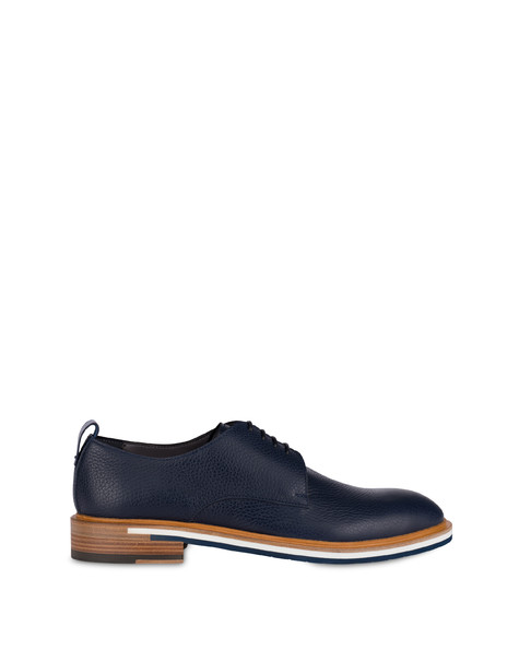 Derby shoes Ocean blue