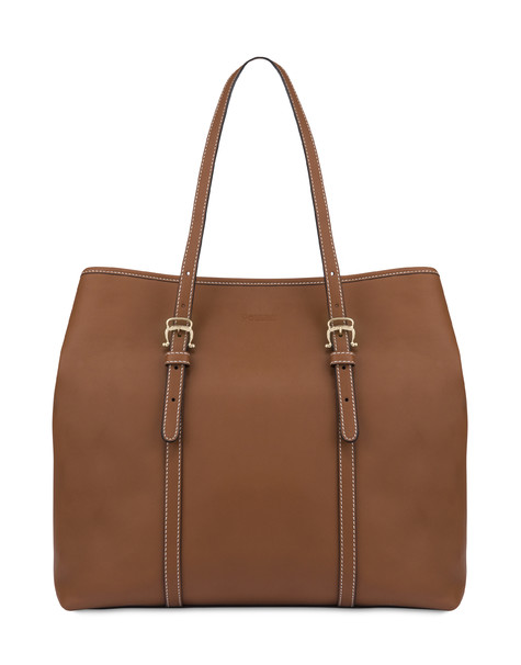 Hobo bag Leather brown
