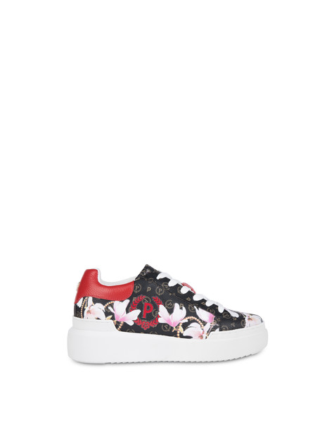 Heritage Secret garden sneakers BLACK/RED