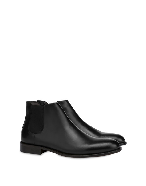 Beatles in vitello Classic Leather NERO