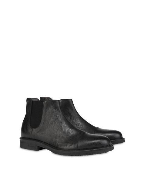 Beatles in vitello Classic Rubber NERO