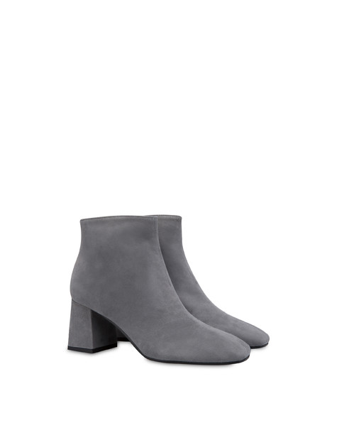 Sloane Square suede ankle boots FOG
