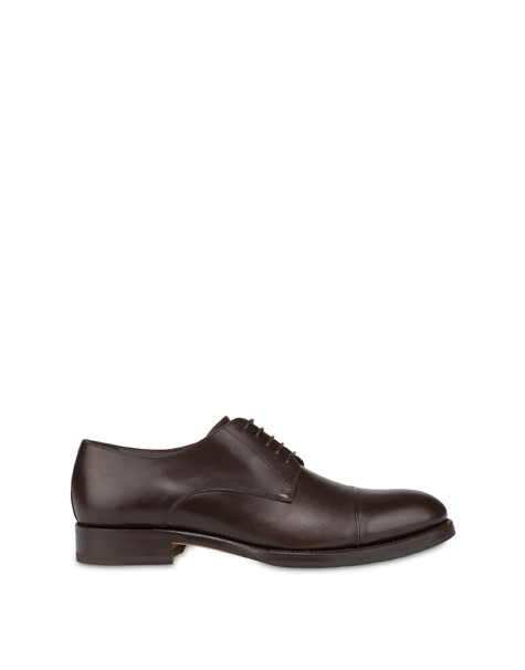 Derby in Color Line calfskin COFFEE