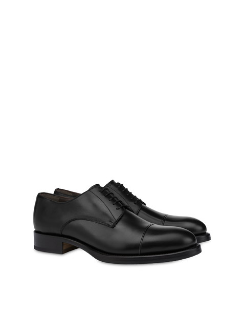 Derby in Color Line calfskin BLACK