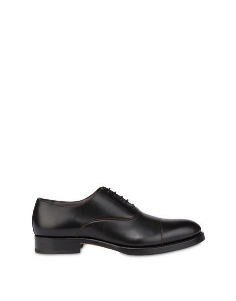 Color Line French calfskin brogues BLACK