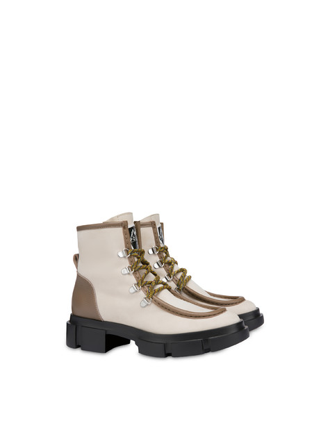 Aspen Patch Paraboot ankle boots ICE/EARTH