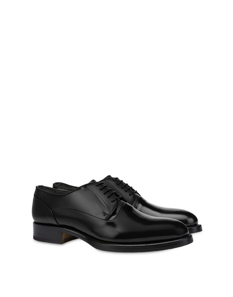 Arco Wave calfskin derby BLACK
