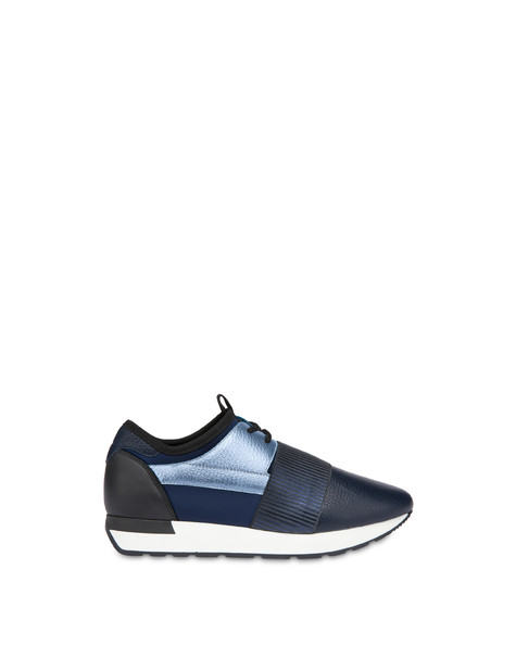 Sneakers slip-on Shiny Elastic Run OCEANO/PLUMBEO/NERO/OCEANO