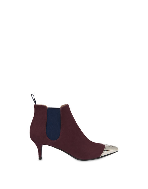 Swallow From West suede ankle boots BRUNELLO