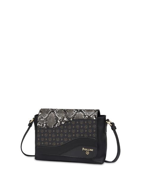 Jane shoulder bag BLACK/GREY/BLACK/BLACK