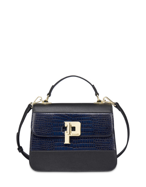Capitol Peak crocus handbag BLACK/BLUE