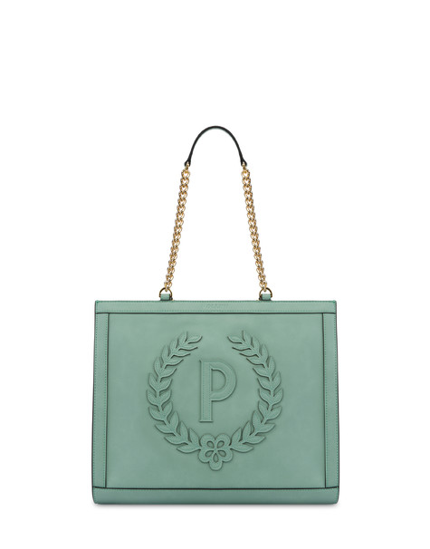 Sun On The Beach shopping bag MINT/MINT