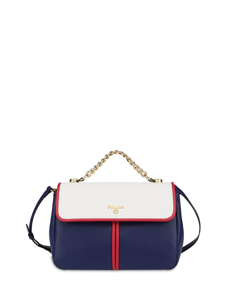 Naxos shoulder bag BLUE/RED/WHITE