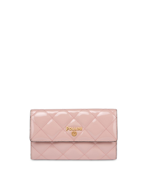 Wallet On Chain quilted wallet NUDE