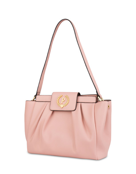 Andromeda soft shoulder bag NUDE