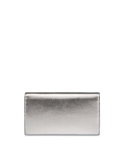 Laminierte Brieftasche Wallet On Chain Silber