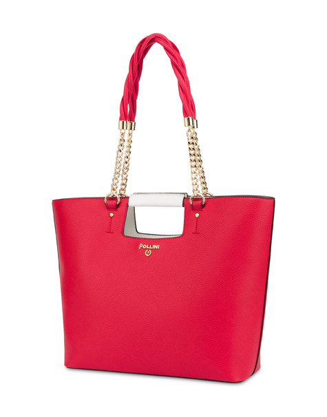 Milos tote bag RED/RED