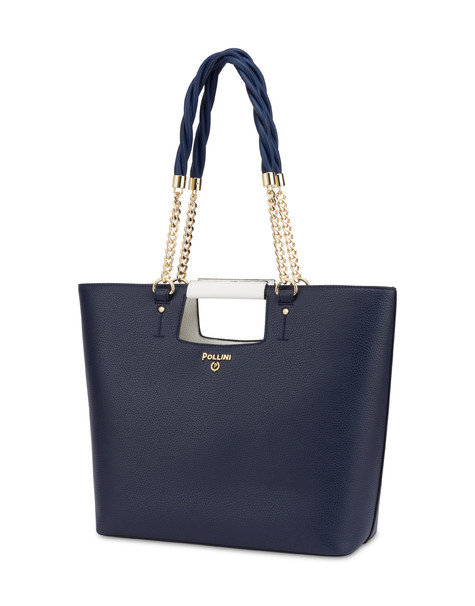 Milos tote bag BLUE/BLUE