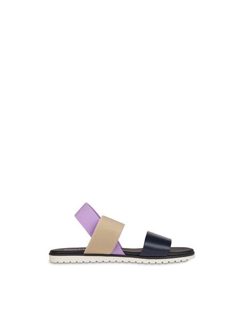 Sandalen Flat mit Soft Walk-Gummibändern Mittelmeer