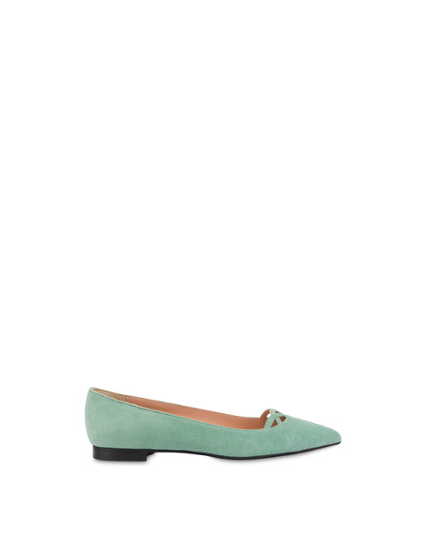 Ballerine in camoscio Love In Venice MENTA