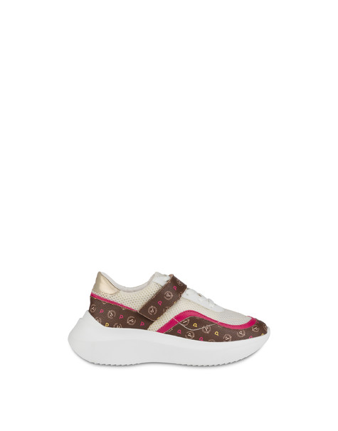 Heritage sneakers BROWN-MULTICOLOUR/FUCHSIA/WHITE-PLATINUM/WHITE/PLATINUM