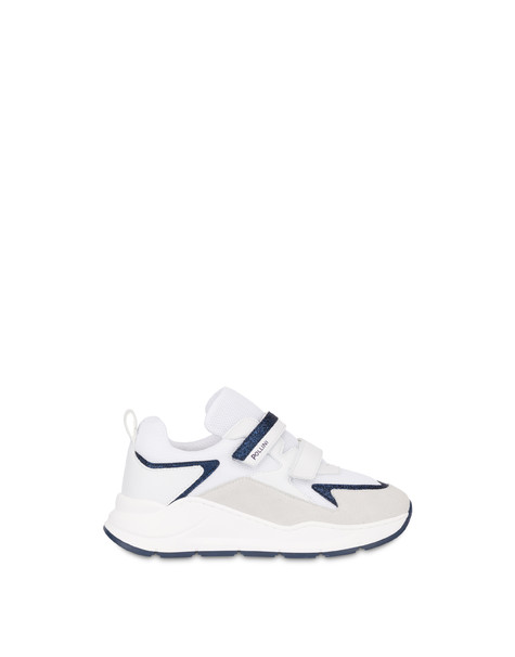 Cruise Glitter Sneakers Weiß/Weiß/Weiß/Mittelmeer