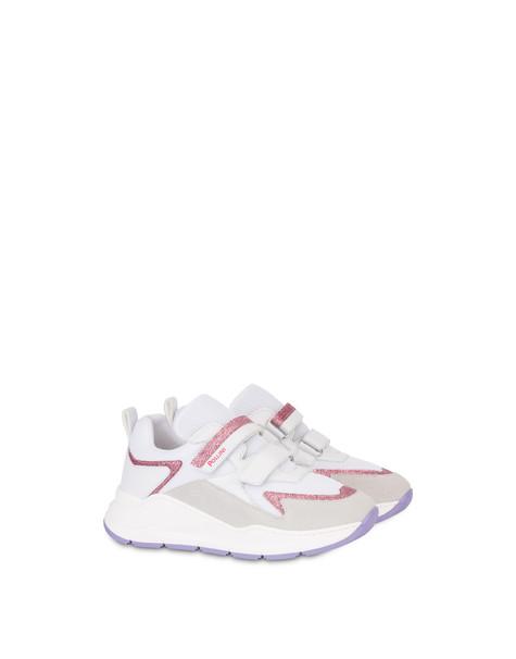 Cruise Glitter Sneakers Weiß/Weiß/Weiß/Quarz