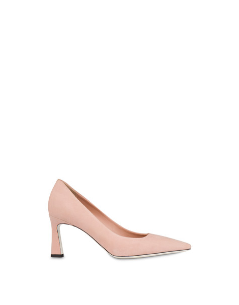 Cote D'Azur suede pumps QUARTZ