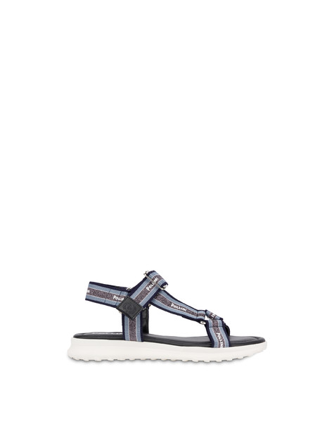 Trek By The Sea sandals GUN-GREY