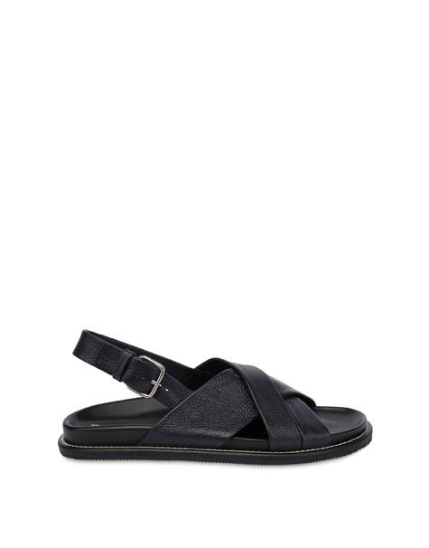 Saint Tropez cowhide sandals MEDITERRANEAN