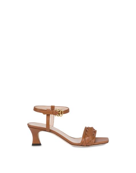 Sandalen aus Kalbsleder Aura Leder